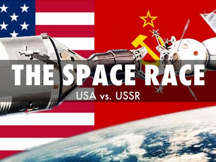 The Race toSpace